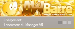 Lancement manager awbarre